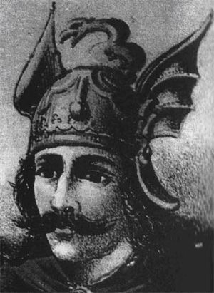 Serbs of Bosnia and Herzegovina - Časlav, Prince of the Serbs