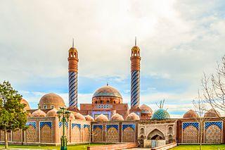 Imamzadeh (Ganja)