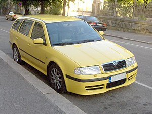 Škoda Octavia - Škoda Octavia RS