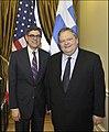 Επίσκεψη Αντιπροέδρου της Κυβέρνησης και ΥΠΕΞ Ευ. Βενιζέλου στις Ηνωμένες Πολιτείες της Αμερικής (16-17.1.2014) (12100301024).jpg