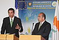 Επίσκεψη Υπουργού Εξωτερικών Σταύρου Λαμπρινίδη στην Κύπρο (18.06.2011) (5848204628).jpg