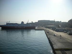 Νέο Λιμάνι 1