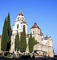 Ο Ναός του Αγίου Ανδρέα, στη Σκήτη Αγίου Ανδρέα στις Καρυές Αγίου Όρους. - panoramio.jpg