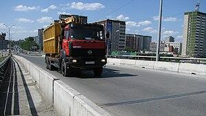 Ural Automotive Plant - Ural-6361