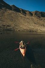 Байдарка на озері Догяска.jpg
