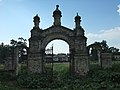 Вид на дворцово-парковый ансамбль со стороны церкви..JPG