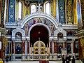 Войсковой Вознесенский кафедральный собор. Внутренние росписи 03.jpg