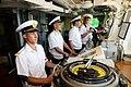 Військовослужбовці ВМС ЗС України під час навчань на кораблі (26588411603).jpg