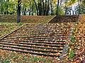 Гатчинский парк. Лестница Верхнего Голландского сада.jpg