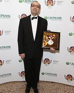 Георгий Исаакян, фотограф Геннадий Авраменко 2012.jpg