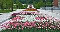 Государственный музей-заповедник Царицыно. Клумбы в парке. 2.jpg