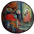 Икона Рождество Богородицы, XVIII в. ГТГ.jpg