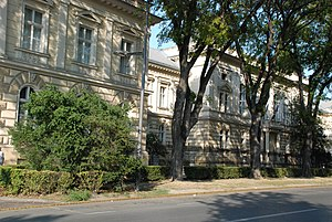 Нови Сад: Комплекс музеј и архив у Новом Саду