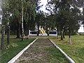 Майдан, Пам'ятник воїнам – односельчанам загиблим на фронтах ВВВ.jpg