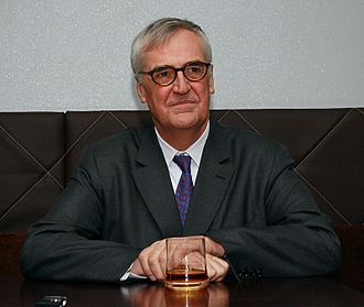 Hennessy - Ferd Cartier at a presentation of new cognac