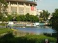 Озеро, ресторан, Олимпийский - panoramio.jpg