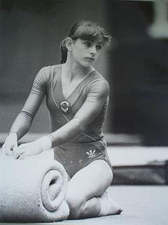 Oksana Omelianchik Russian gymnast