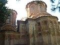Поглед од исток на манастирот во Вељуса.JPG