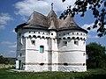 Покровська церква-фортеця (мур.) 14-15 ст.,д.п.18 ст..JPG