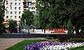 Прогулка мимо фонтана по ул. Тургеньева (краснодар) - panoramio.jpg