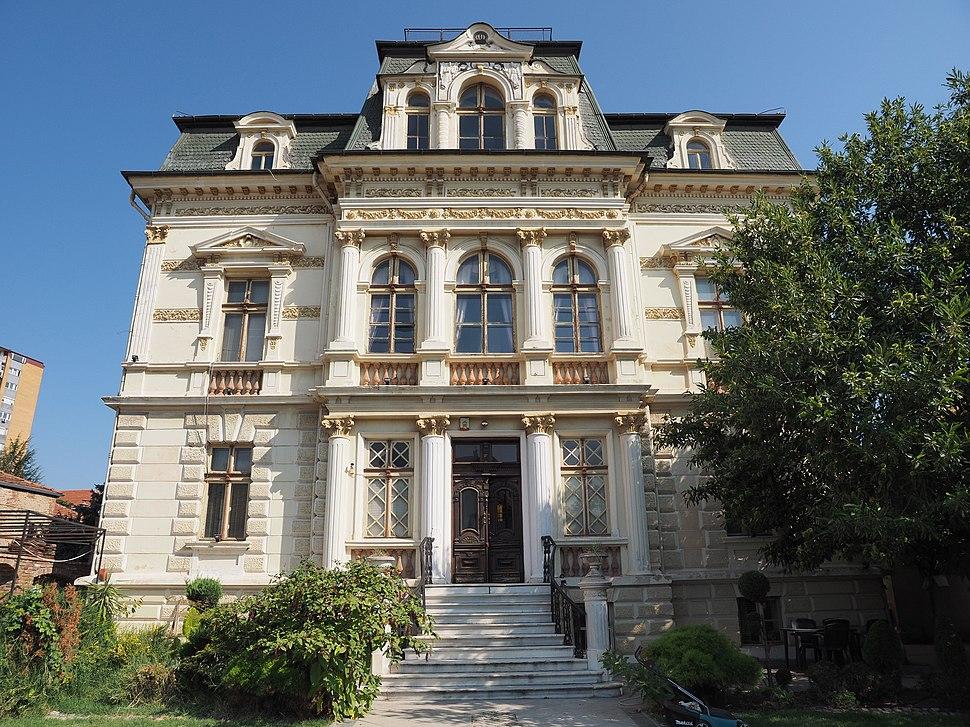 Седиште Битољске епархије (Српска православна црква) у Битољу
