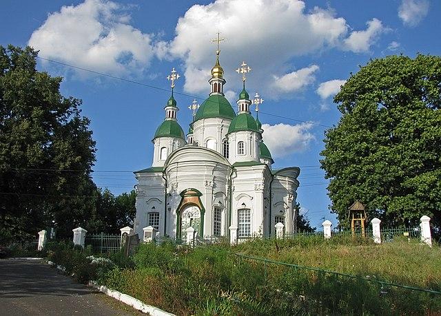 Собор Антонія і Феодосія у Василькові (Київська область), © Олена Мачуленко, CC-BY-SA 4.0