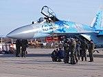 Су-27 в Бельбеке (2014, 2).jpg