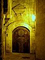 בית הכנסת אליהו הנביא בלילה.JPG