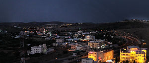 Ta'if - Taif skyline