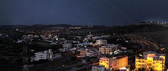 Ta'if - Taif skyline