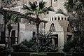 الفناء الخلفي لبيت السحمي بالقاهرة مصر تصوير احمد متولى.jpg