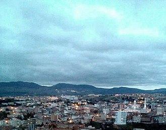 Souk Ahras - View of the city