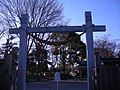 諏訪神社(立川) Tachikawa Suwa shrine - panoramio - yamai36 (1).jpg