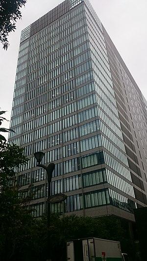 Toyota Tsusho - Tokyo Head Office
