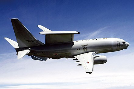 Boeing 737 AEW&C aircraft of the Republic of Korea Air Force - Republic of Korea Air Force