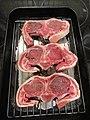 -2020-20-21 Uncooked double lamb chops, Trimingham, Norfolk.JPG