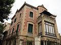 005 Cal Negra, riera de Sant Domènec - c. Balmes (Canet de Mar).JPG