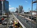 01993jfQuezon Avenue MRT Stations Eton Centris EDSA roadfvf 08.jpg