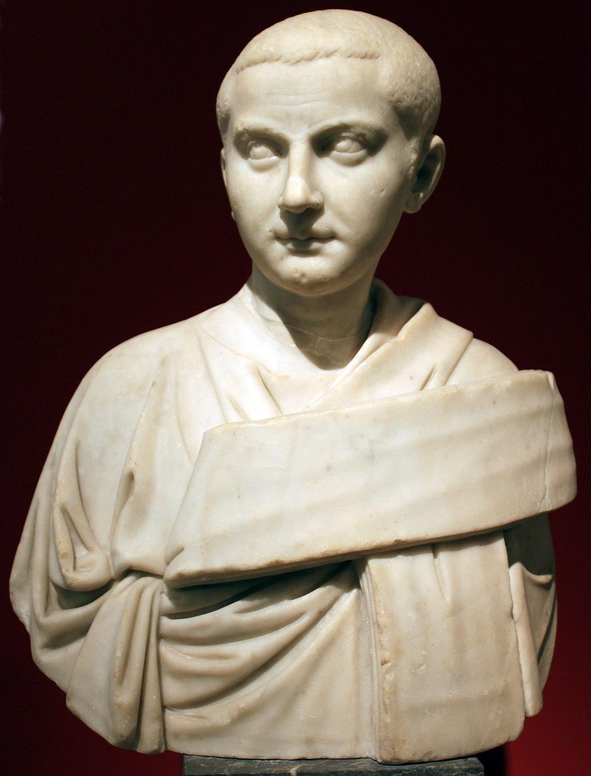Gordian III. Paris, Louvre Museum