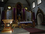 09090jfSaint Francis Church Bells Meycauayan Heritage Belfry Bulacanfvf 11.JPG