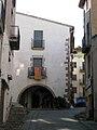 096 Carrer Prat i Marcet, al fons Can Rinsa (Arbúcies).jpg