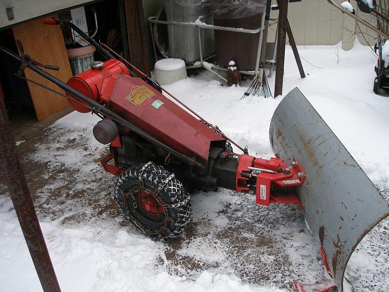 Mtd Snowblower At Nuts And Bolts Kansas City
