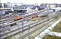 109R25161083 von Wirtschaftsuniversität, Bereich Franz Josefs Bahnhof, Rundlokschuppen, Lok 1046, Lok 4030.jpg