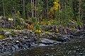 10 Осень на Валааме. Скалистый берег 3.jpg