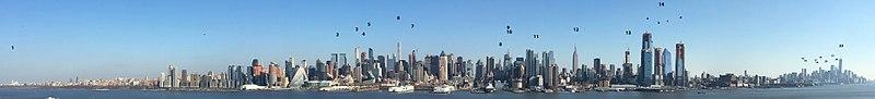 File:10 mile panorama of NYC, Feb., 2018.jpg