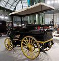 110 ans de l'automobile au Grand Palais - Panhard et Levassor Wagonette 2 cylindres - 4 CV - 1896 05.jpg