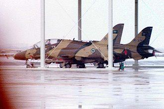 Royal Saudi Air Force - RSAF BAe Hawk