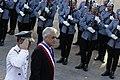 11 Marzo 2018, Ministra Cecilia Perez participa en la llegada del Prdte. Sebastian Piñera a La Moneda. (40046368914).jpg