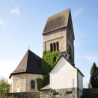 Anif - St Oswald Church