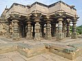 12th century Mahadeva temple, Itagi, Karnataka India - 63.jpg